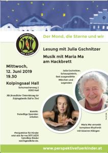 PfK_Benefizlesung Julia Gschnitzer