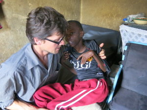 Pressebild: Special Needs Projekt (Bild Copyright: Perspektive für Kinder)